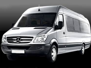 Luxury minibus for a stylish taxi to Liverpool Airport